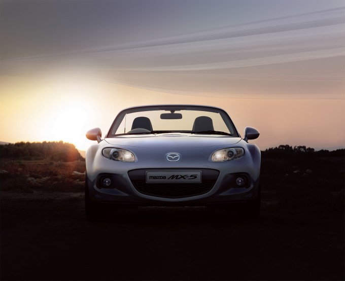 MX-5 facelift